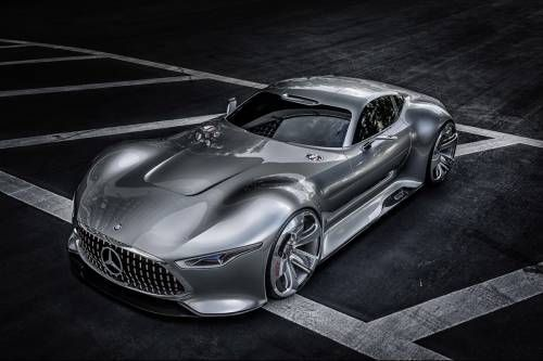 Is Mercedes-AMG Working on a 1,300 HP Hybrid Hypercar too?