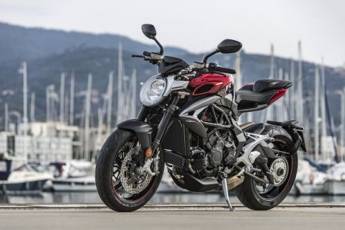 MV Agusta to build small bikes in China