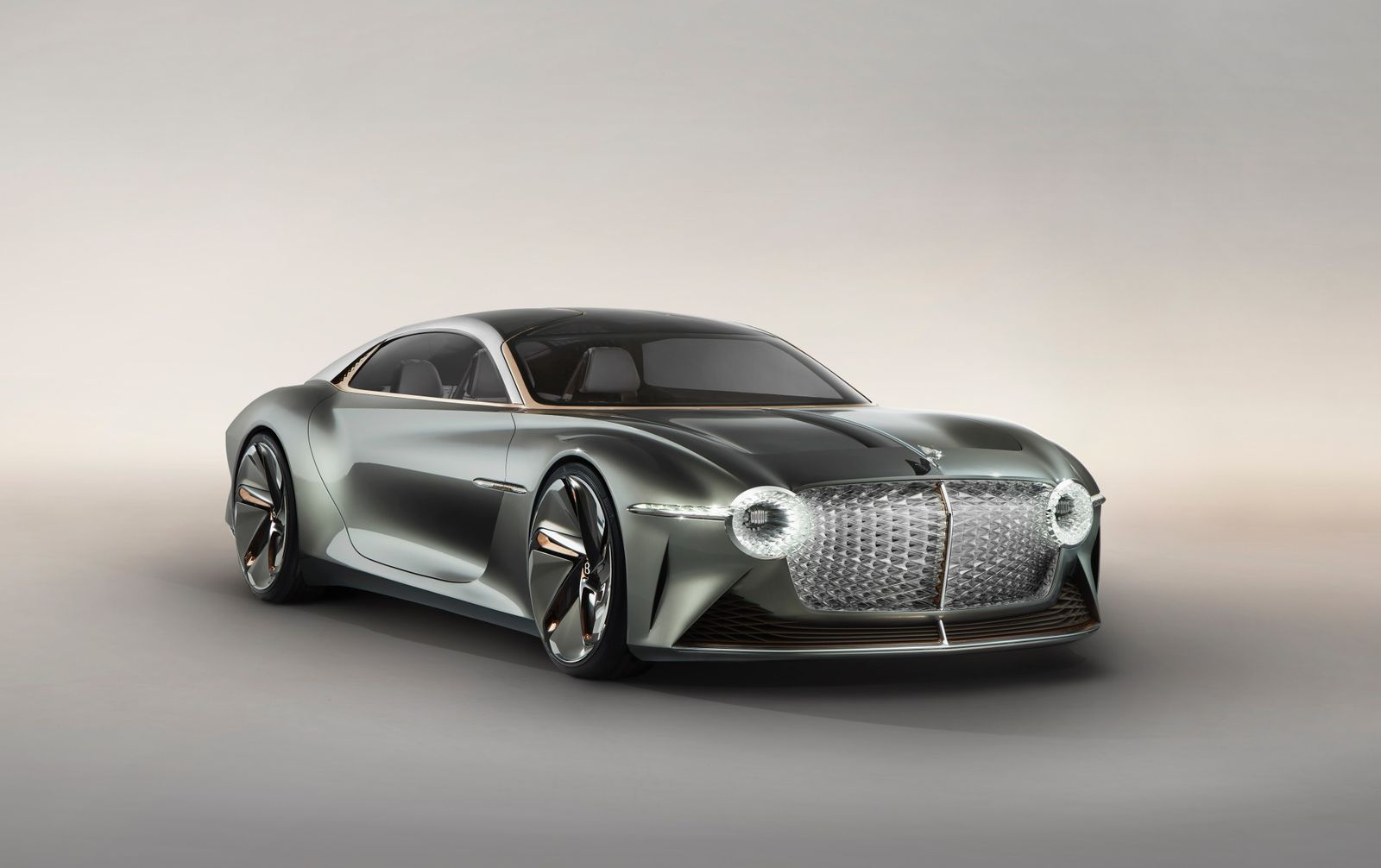 Bentley EXP 100 GT is the future of Grand Touring