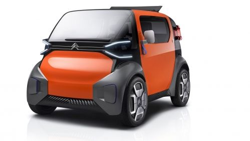 Citroen AMI ONE Concept 05