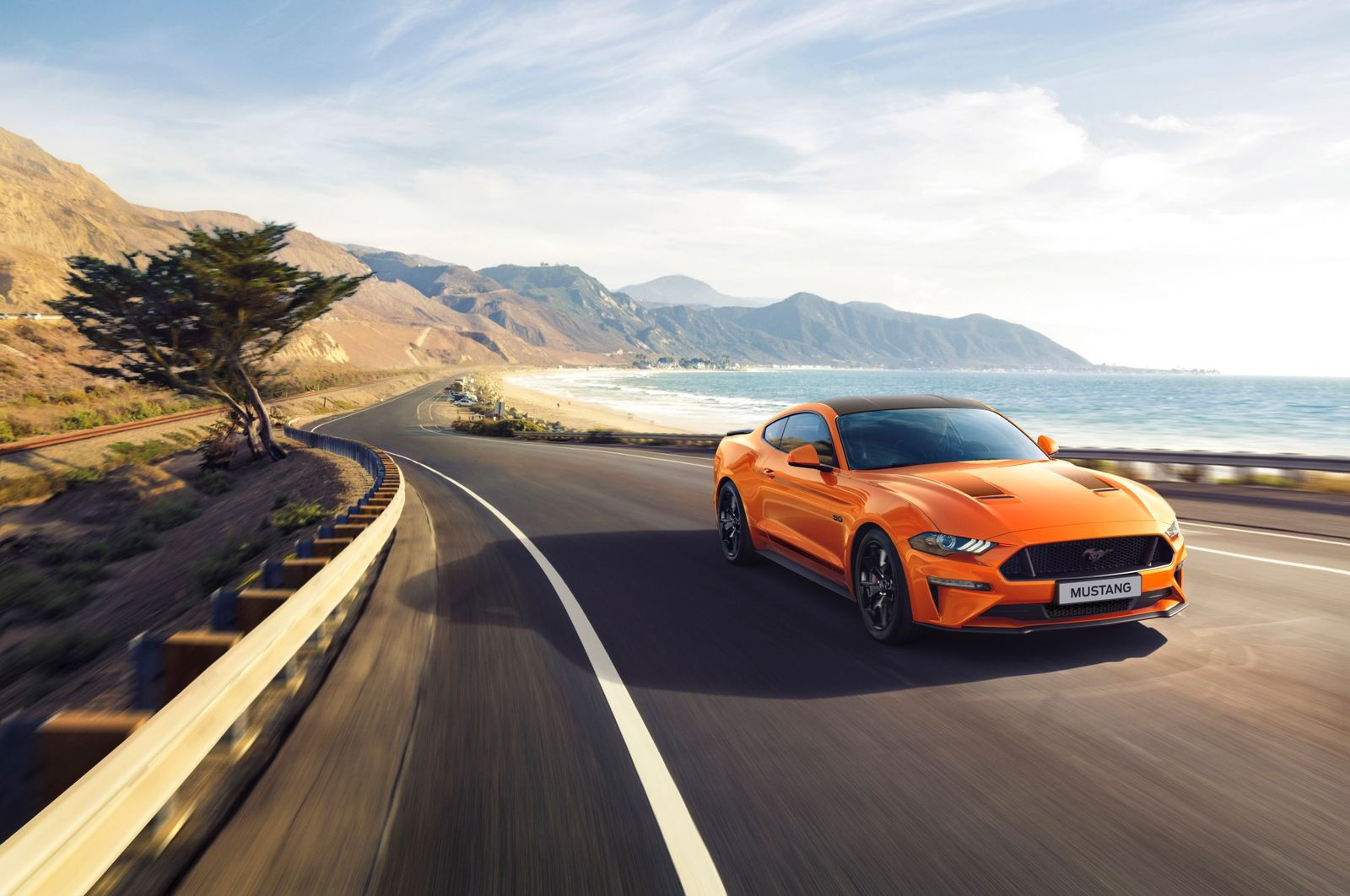 Ford reveals special edition Mustang55 anniversary model