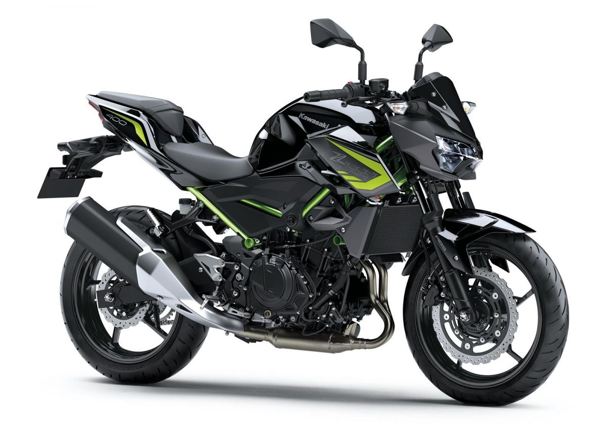 Hybrid Kawasaki motorcycles appear in recent patents