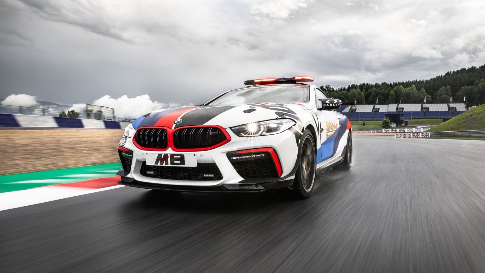 2019 BMW M8 Competition is the new MotoGP Safety Car