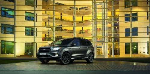 Ford Gives Kuga Sporty Twist via ST-Line Pack