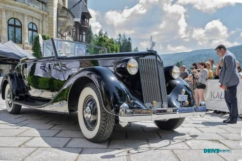Eastern Europe Does a Concours d'Elegance that Leaves You Yearning for More