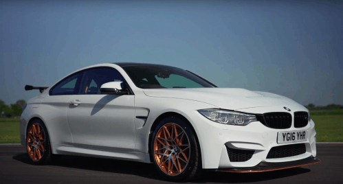 BMW M4 GTS Gets Reviewed on Track for Your Viewing and Hearing Pleasure