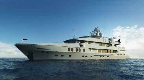 Superyacht Chasseur Launched by Christensen Shipyards