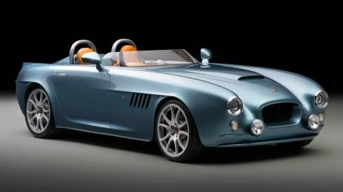 Bristol's First New Model in More than a Decade Is Called Bullet and Has a BMW V8