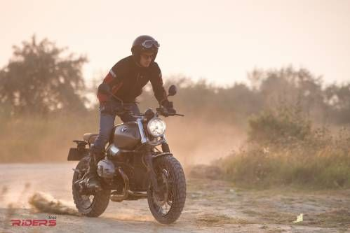 BMW R nineT Scrambler. Is This Bike Steve McQueen Enough?