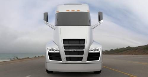 Nikola One Electric Truck Pledges the End of Diesel Engines, Debuts December 2