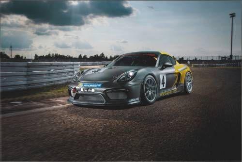 Porsche Trumpets Track-Savvy Cayman GT4 Clubsport MR