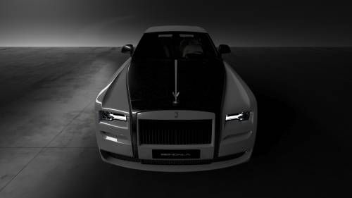 You Can Now Suit Up a Rolls-Royce in Carbon Fiber, But What's the Point?