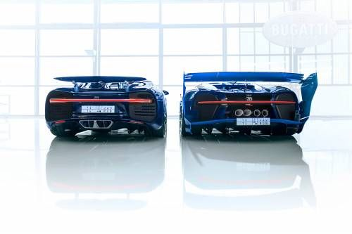 Bugatti Chiron and Vision GT Concept Bought by Saudi Prince, Money Is Everything After All