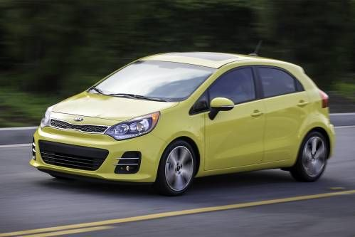Next-Gen Kia Rio Could Spawn Dedicated Performance Version