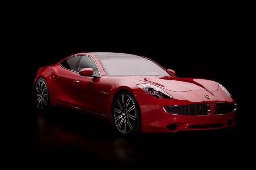 Karma Revero Is Here to Save the Day for Karma Automotive, Powered by a Solar Roof