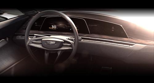 Cadillac Teases Elegant Concept Ahead of Monterey Car Week Reveal