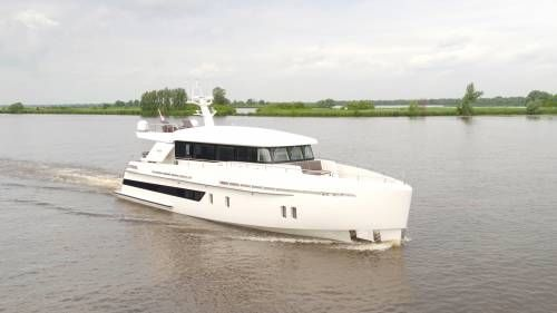 Dutch Builder Storm Yachts Has Launched the Storm X-65 Wheelhouse