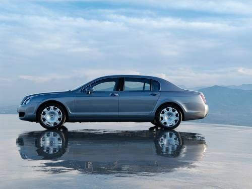Bentley Flying Spur Recalled Over Possible Sunroof Malfunction
