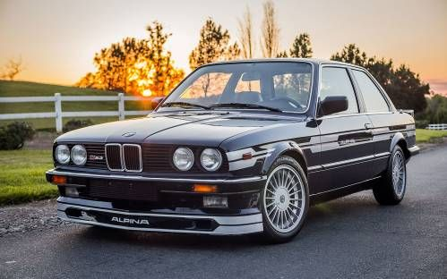 Owning This Auction-Ready 1984 Alpina C1 2.3 Is a Petrolhead's Fairytale