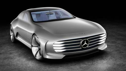 Mercedes-Benz MEQ Sub-brand Would Bring Luxury to the Electric Revolution