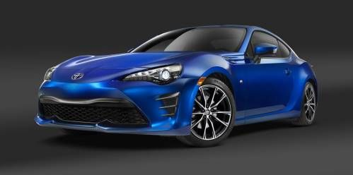 2017 Toyota 86 Has a New a Price Tag, Starts at $26,255