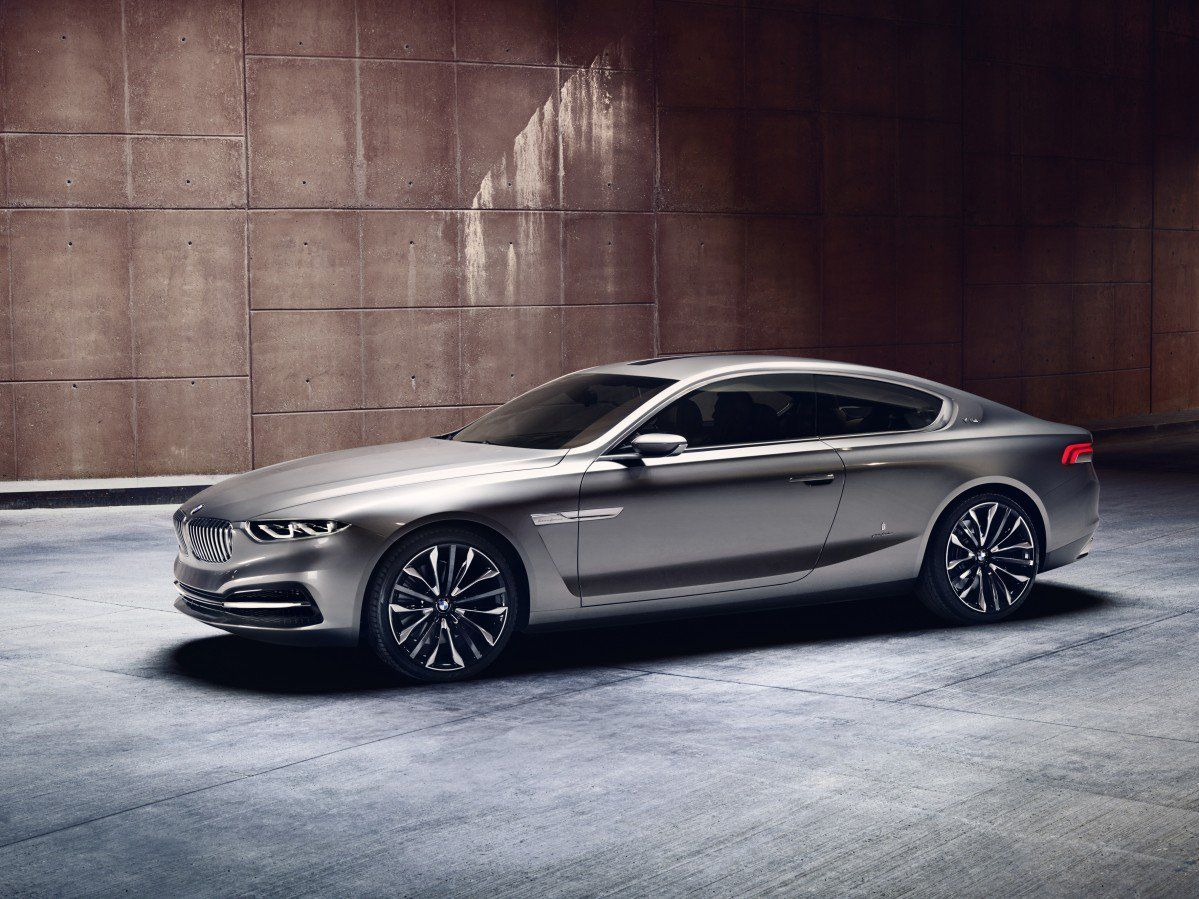 We Could See A Two Door Bmw 7 Series Challenging The S Class Coupé In