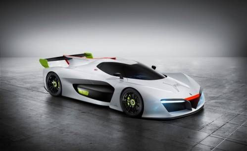 Pininfarina to Build 10 Hydrogen-Powered Supercars based on the H2  Speed Concept