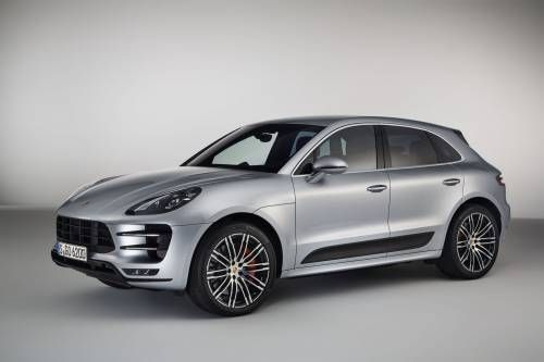 Porsche Macan Turbo Claims Performance Package, Secures Range-Topping Spot