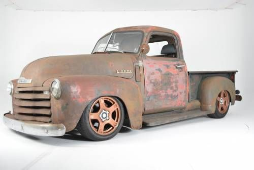 Relive the Good Ol' Days With This 1947 Chevy Pickup Restomod
