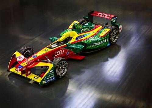 Audi to Race in Formula E Starting with 2017/2018 Season
