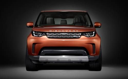 All-New 2017 Land Rover Discovery Shows Its Face Ahead of Paris Motor Show Debut