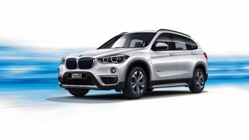 BMW Gives China a Hybrid, Long-Wheelbase X1