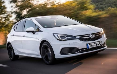 New Opel Astra OPC Line Sport Pack Is All Show and No Go