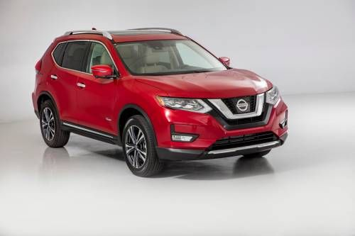 2017 Nissan Rogue Gets Hybrid Version, Mild Styling Tweaks
