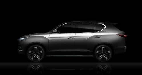 SsangYong Shows LIV-2 SUV Concept Ahead of Paris Debut