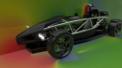 "Ariel Atom Aero-P Replaces Wings With Ground Effects, Gains ""Vacuum Cleaner"" Nickname"