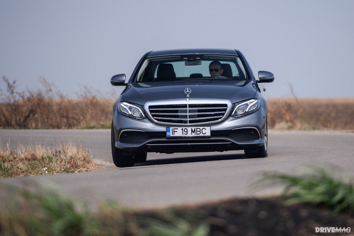 2017 Mercedes-Benz E 220 d Test Drive: It Puts the E in Executive Sed