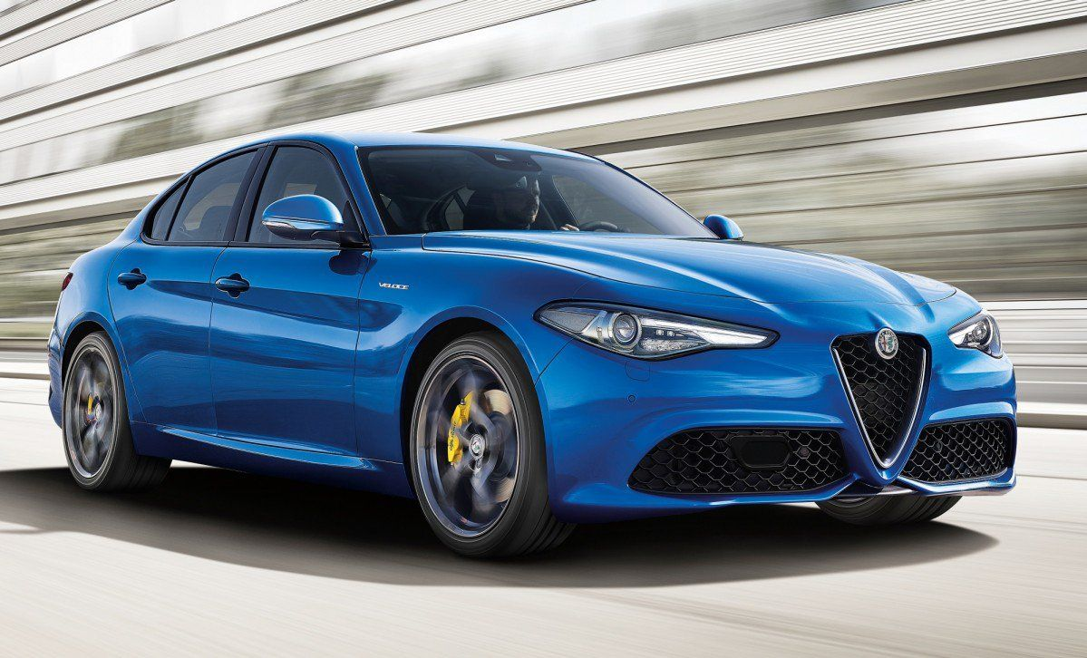 2017 Alfa Romeo Giulia Veloce To Debut In Paris With Q4 Awd Up To 28