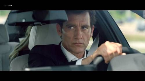 """Clive Owen Comes Back In A BMW For """"The Escape"""""""