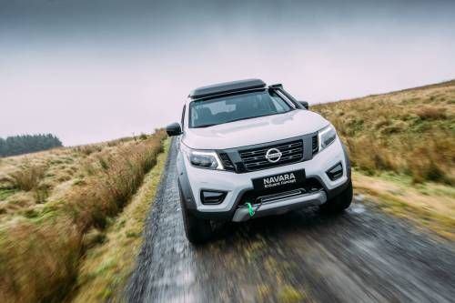The Nissan Navara EnGuard Concept Is a Proper Rescue Truck