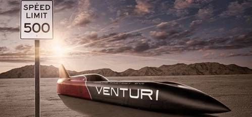 This Is the New Electric Vehicle World Speed Record