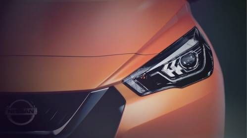 2017 Nissan Micra Gets Teased Before Paris Show Debut