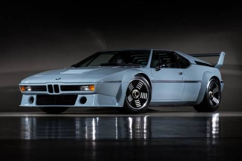 One-of-a-Kind 1979 BMW M1 Procar Perfectly Restored by Canepa