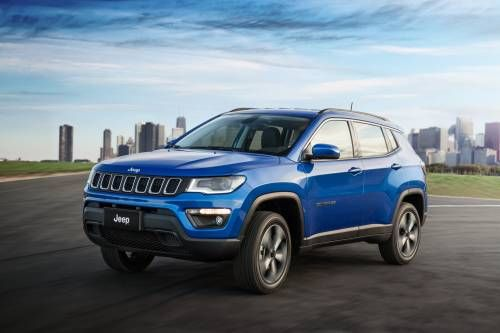 All-New 2017 Jeep Compass Global SUV Breaks Cover, Will Debut at the LA Auto Show