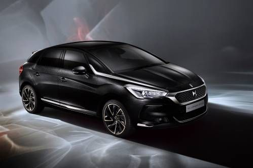 DS 5 Commande Spéciale Brings French Luxury Brand into the Bespoke Business