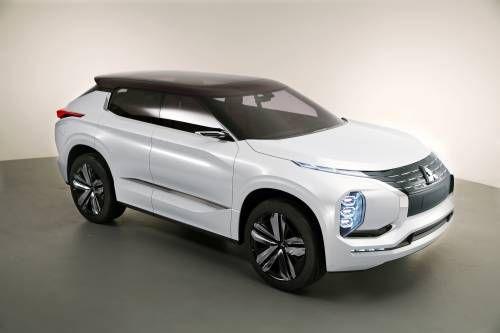Mitsubishi GT-PHEV Concept May Preview Next-Generation Outlander
