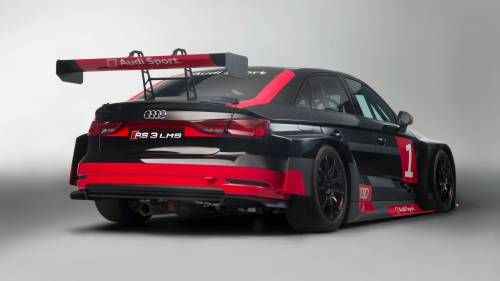 Audi to Join TCR Series With a Track-Specced RS3