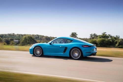 2017 Porsche 718 Boxster/Cayman Test Drive: Maturing in Progress