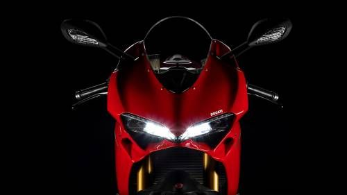 2017 Ducati Supersport in a glimpse. An everyday-use sportbike