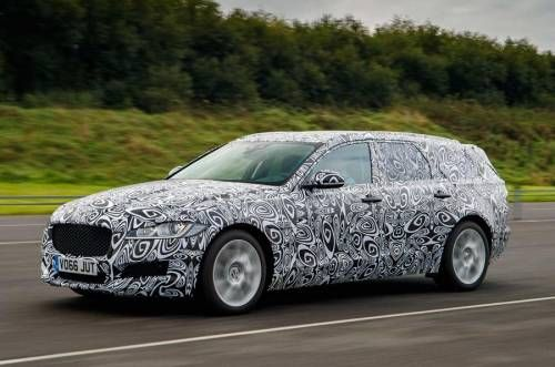 Jaguar Confirms Production of XF Sportbrake